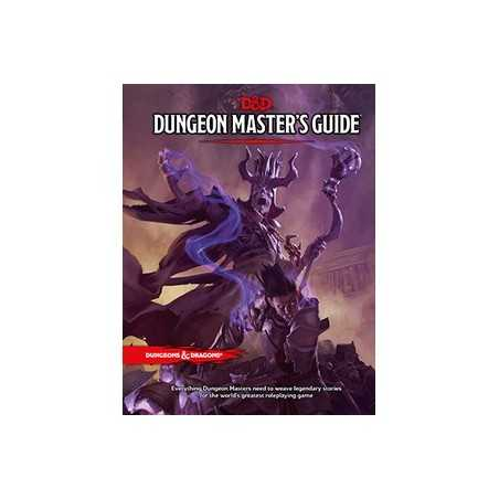 Dungeons & Dragons Next Dungeon Master's Guide