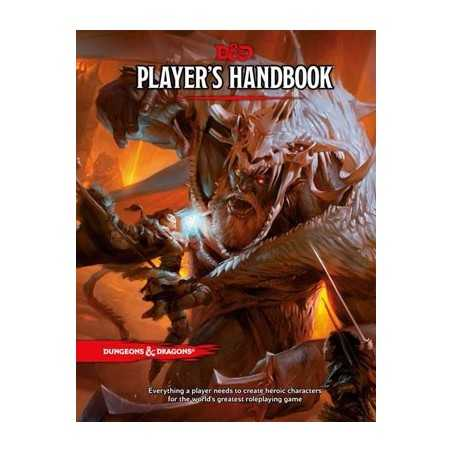 Dungeons & Dragons Next Player's Handbook