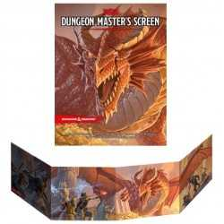 Dungeons & Dragons: Dungeon Master Deluxe Screen