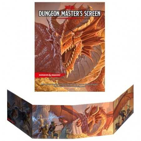 Dungeons & Dragons Next Dungeon Master Deluxe Screen