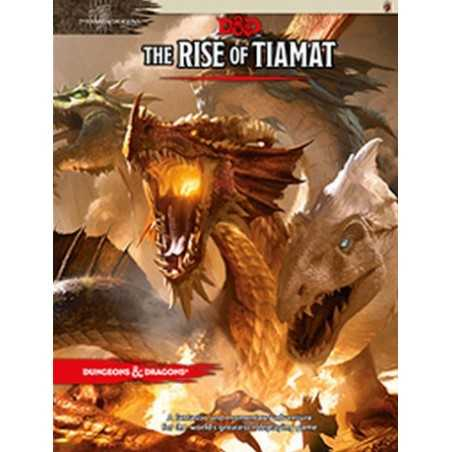 Dungeons & Dragons Next The Rise of Tiamat