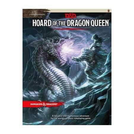 Dungeons & Dragons Next Hoard of the Dragon Queen