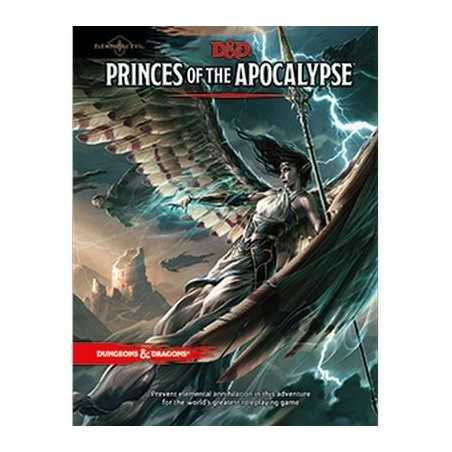 Dungeons & Dragons Next Elemental Evil Princes of the Apocalypse