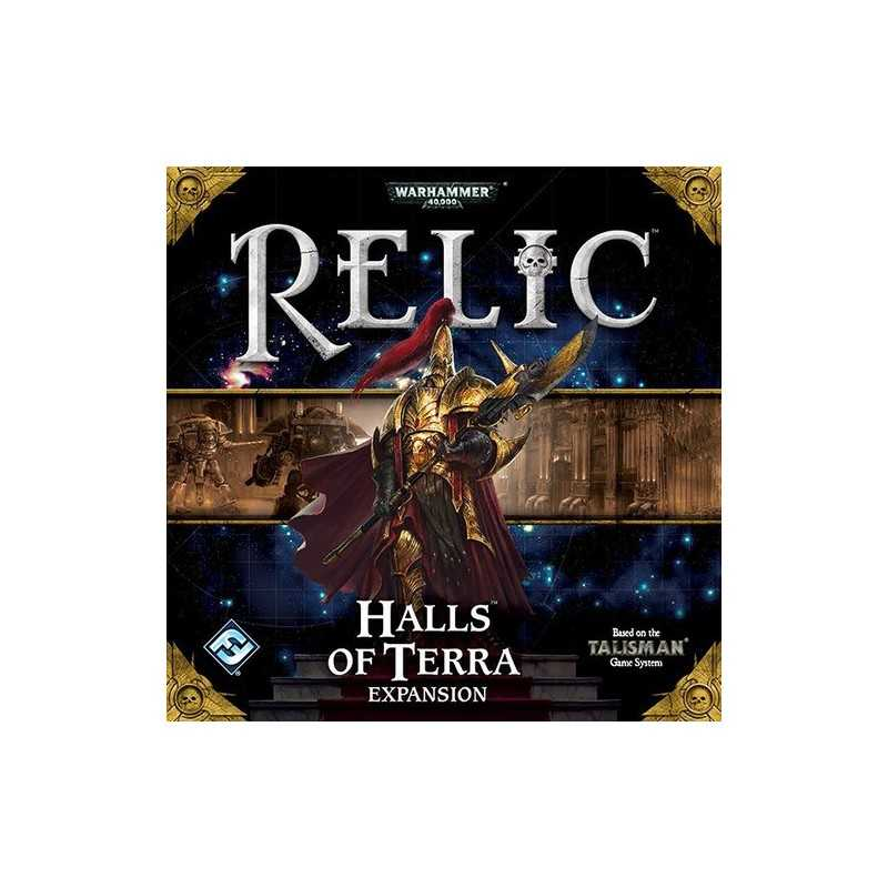 Relic: Halls of Terra (English)