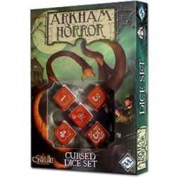 Set de dados malditos Arkham Horror