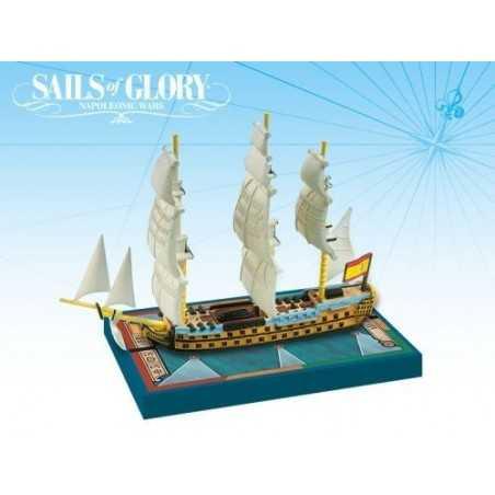 HMS Argonauta 1806 Sails of Glory