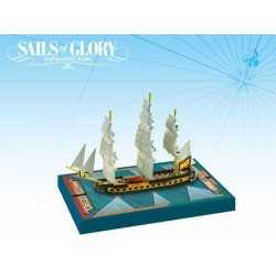 Fragata espanola Sirena 1793 Sails of Glory