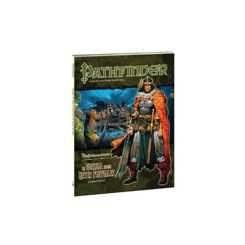Pathfinder Guerra de Reyes Fluviales (Forjadores de Reyes)