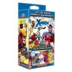 Marvel Dice Masters: Uncanny X-Men Set de Inicio
