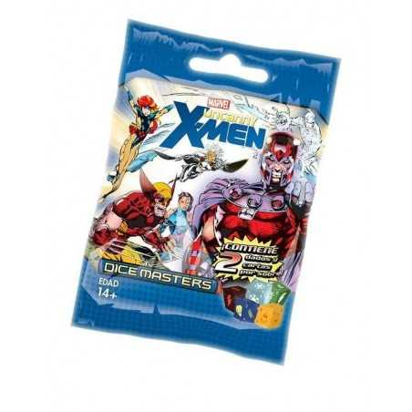 Sobres Marvel Dice Masters: Uncanny X-Men
