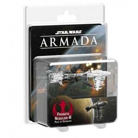 Fragata Nebulon-B Modelo II Star Wars Armada