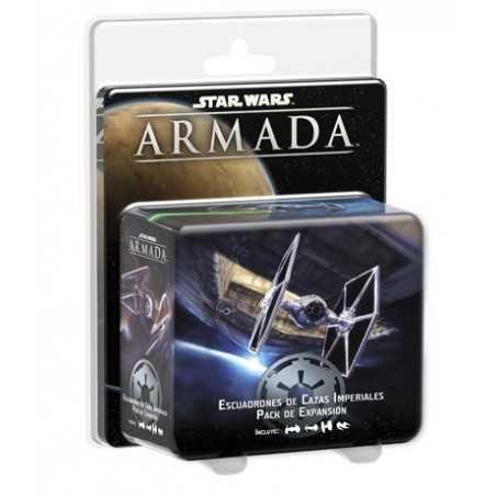 Cazas Imperiales Star Wars Armada