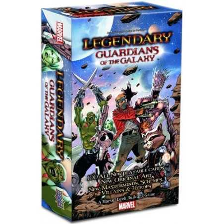 Legendary Guardians of the Galaxy