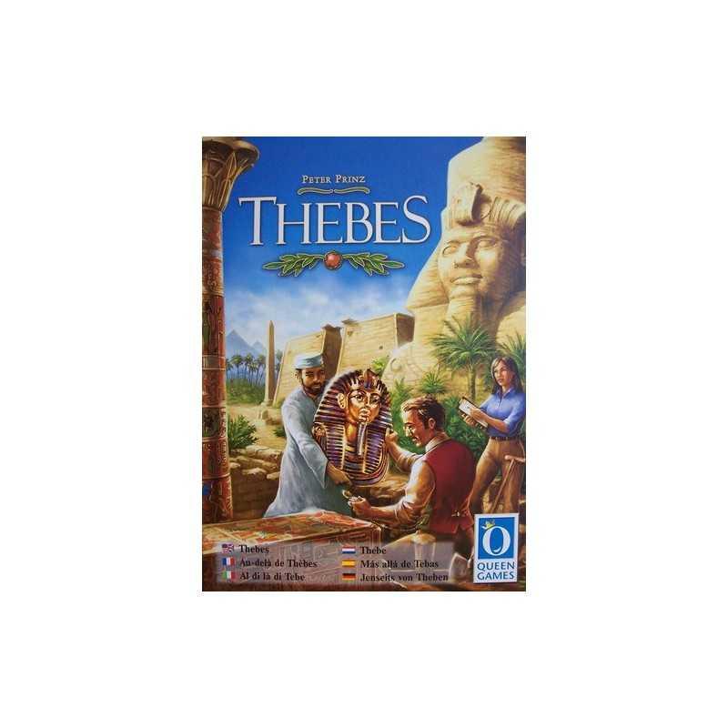 Thebes Mas alla de Tebas