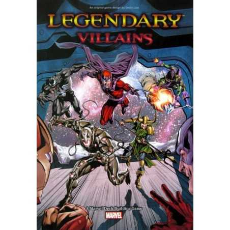 Legendary Villains