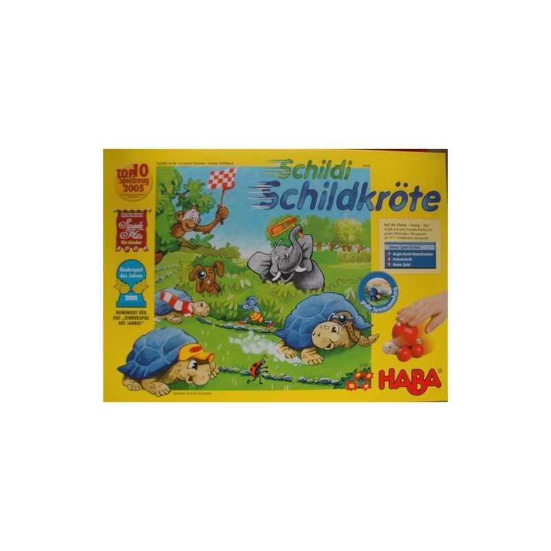 Twiddle Turtle Schildi Schildkrote