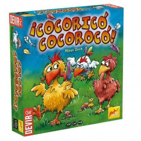 Cocorico cocoroco