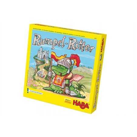 Rumpel-Ritter Tumulto de caballeros