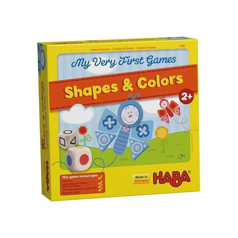 My Very First Games Shapes & Colors