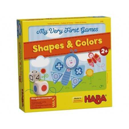 Mis primeros juegos: Colores y formas