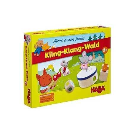 Mis primeros juegos El Bosque Tin Tan (KLING KLANG WALD)