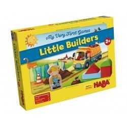 Mis primeros juegos Pequenos constructores