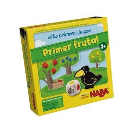 Mis primeros juegos: Mi primer frutal