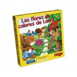 Las Flores de Colores de Laura