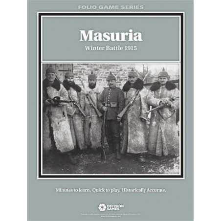 Masuria: Winter Battle 1915