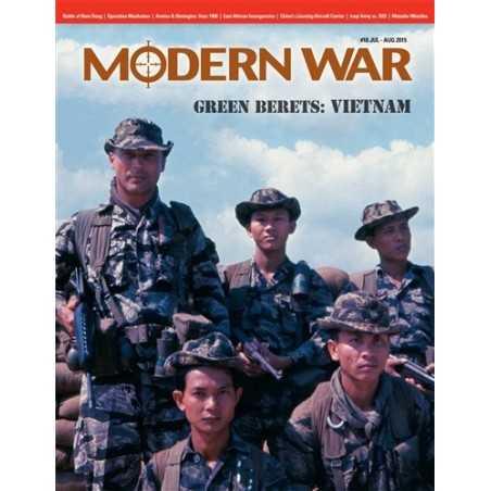 Modern War 18 Green Beret