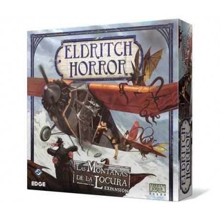 Las montañas de la locura Eldritch Horror