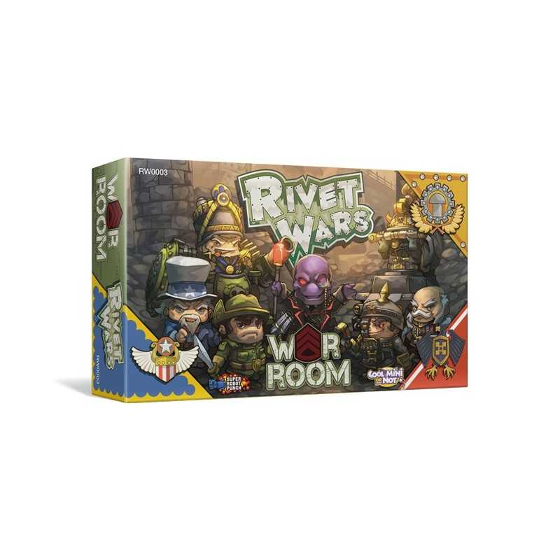 Rivet Wars War Room