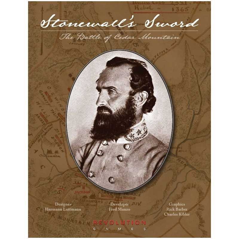 Stonewall's Sword: The Battle of Cedar Mountain