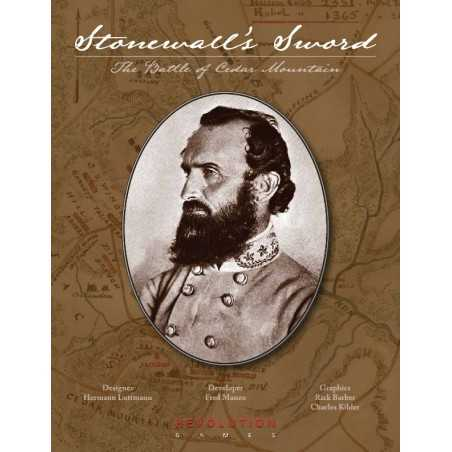 Stonewall's Sword: The Battle of Cedar Mountain