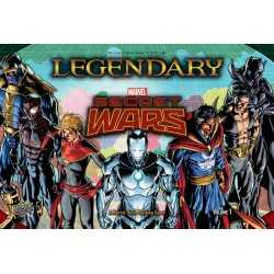 Legendary Secret Wars