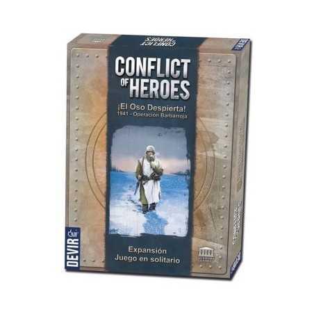 Conflict of Heroes: Operacion barbarroja