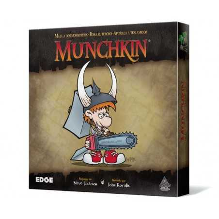 Munchkin edicion revisada