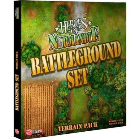 Battleground Terrain Pack Heroes of Normandie