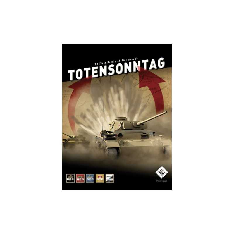 Corps Command: Totensonntag
