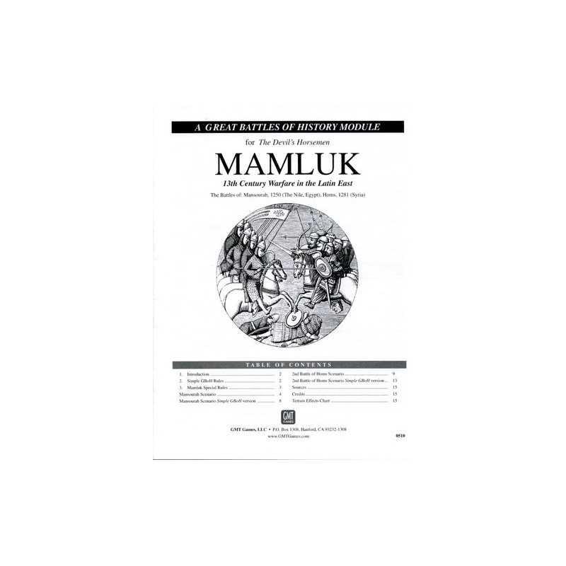 Mamluk (GBoH)