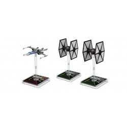 Star Wars X-Wing El despertar de la fuerza