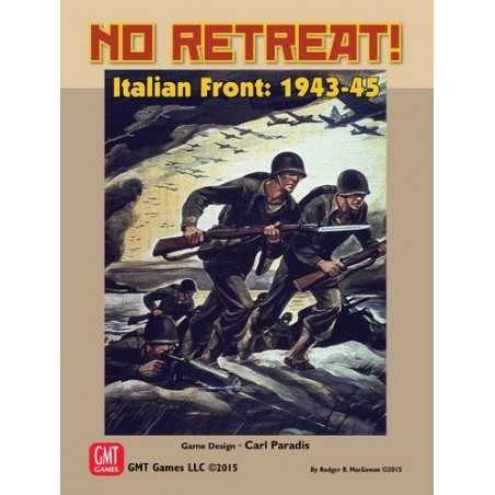 No Retreat 4 Italy