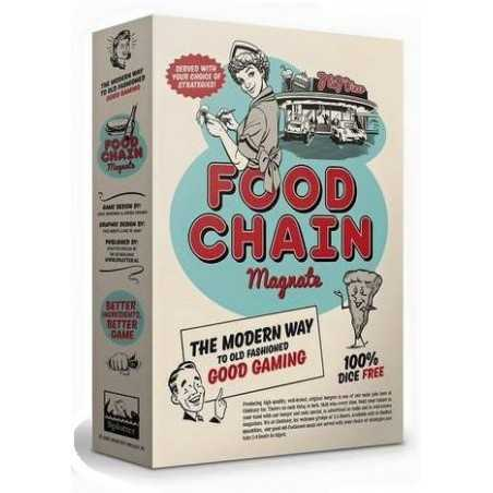 Food Chain Magnate (ENGLISH)