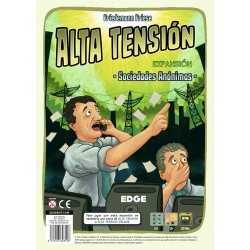 Alta Tension Sociedades Anónimas Collector Box 2