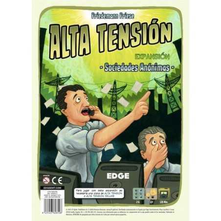 Alta Tension Sociedades Anónimas Collector Box 2