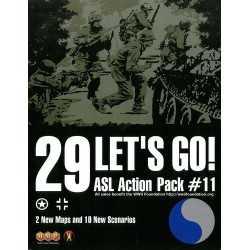 ASL Action Pack 11 - 29 Let's Go!