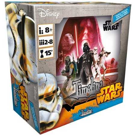 Timeline Star Wars Episodios IV-V-VI