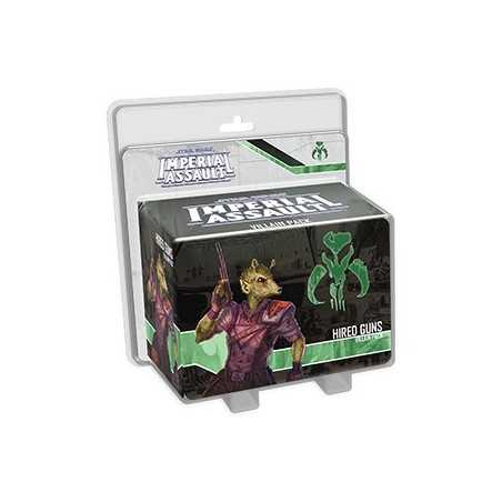 Hired Guns Villiain Pack: Star Wars Imperial Assault