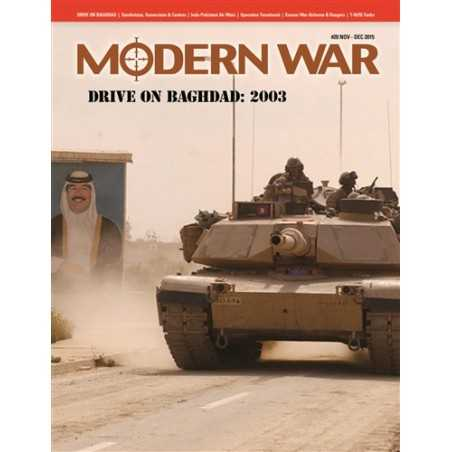 Modern War 20 Race for Baghdad