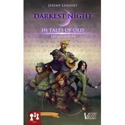 Darkest Night: In Tales of Old